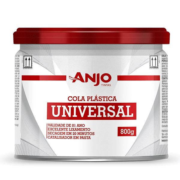 cola plastica universal