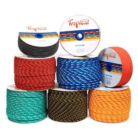 corda colorida