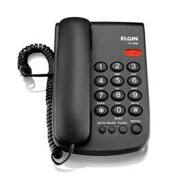 telefone com fio elgin 5
