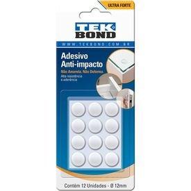 adesivo anti impacto 12mm gota