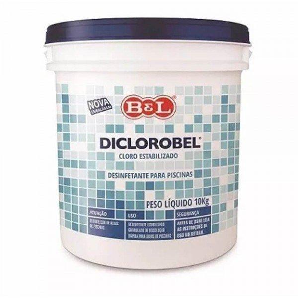 cloro balde 10kg