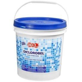 cloro balde 05kg