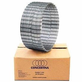 concertina 450mm espiral