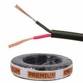 cabo fio flexivel pp preto