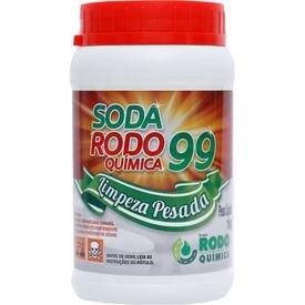 soda caustica 99