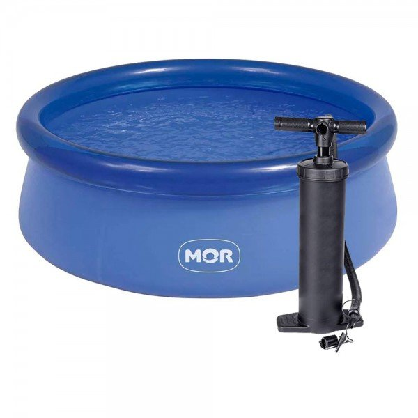 kit piscina 4600 com inflador
