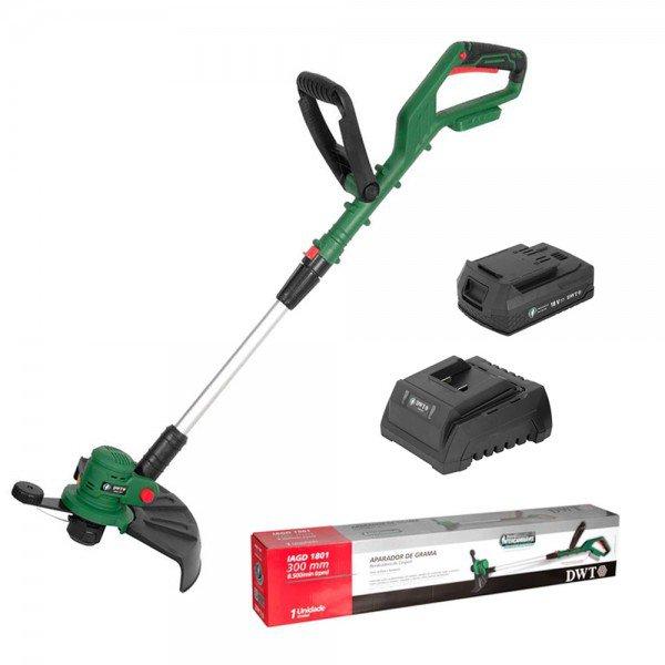 kit aparador bateria carregador dwt