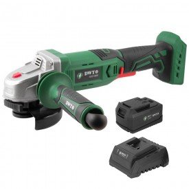 kit esmerilhadeira bateria 4 carregador dwt