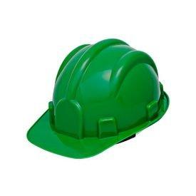 capacete verde delta plus hiperfer