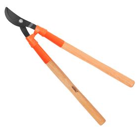 tesoura poda cabo madeira 43 cm tramontina