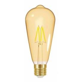 lampada filamento vintage st64