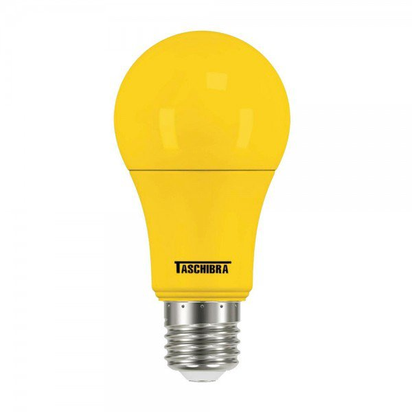 lampada tkl colors amarela