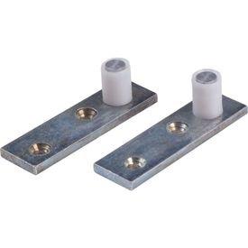 guia reto para porta 9mm aluminio 02pecas