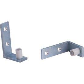 guia interno aluminio 9mm porta perfil