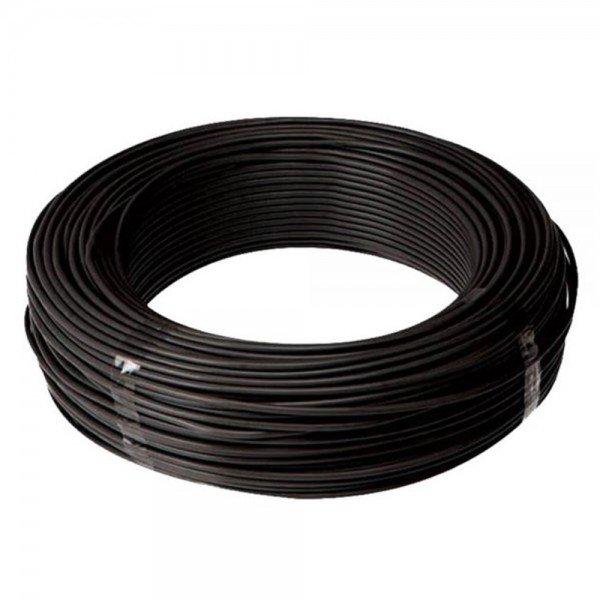 cabo pp flexivel preto