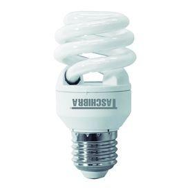 lampada fluorescente compacta espiral 220 taschibra 9340