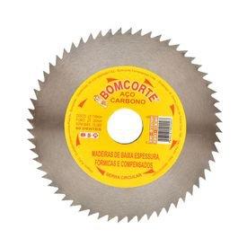 serra circular aco carbono 60d 4 38 20mm bomcorte 11503