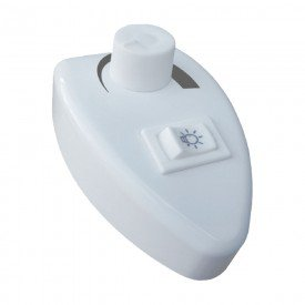 controle ventilador lampada externo bivolt aplacel