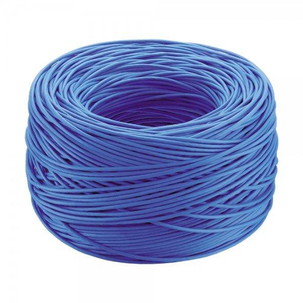 cabo de alarme ultra alarm azul bobina 300m 7957
