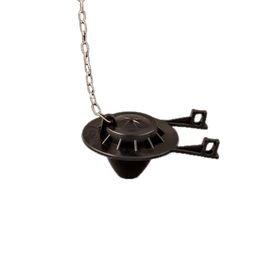 obturador universal preto mecanismo de saida caixa acoplada roco 12047