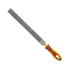 lima grosa meia cana regular 8 polegadas 200mm com cabo starrett 8403