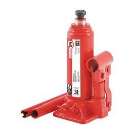 macaco hidraulico tipo garrafa 3 toneladas com valvula de seguranca nove54 12701