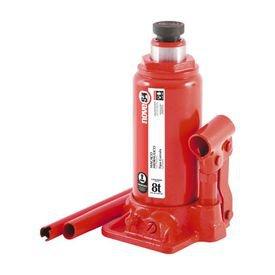 macaco hidraulico tipo garrafa 8 toneladas com valvula de seguranca nove54 12703