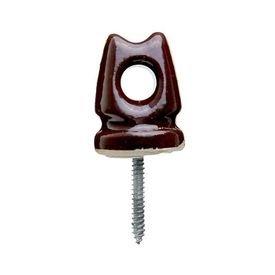isolador olhal de porcelana 72 mm x 54 mm pimentao fertak 12418 1