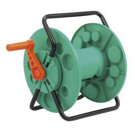 enrolador de mangueira plastico bracos metalicos tramontina 12551