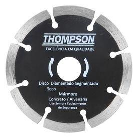 disco diamantado segmentado 7 180 mm thompson 9910