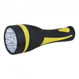 lanterna recarregavel bivolt com 11 leds 2 niveis de iluminacao thompson 7687