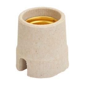 soquete receptaculo de porcelana th51 e 27 thompson 9926