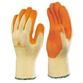 luva orangeflex com revestimento corrugado tamanho 09 g deltaplus 6770 2