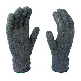 luva tricotada de algodao mesclada cinza tamanho 9 g deltaplus 2546