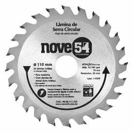 serra circular nove54 3167