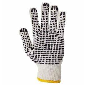 1307 2 luva tricotada pigmentada branca fertak