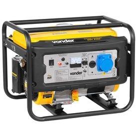 gerador de energia a gasolina 3100 w ggv 3100 vonder