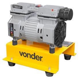 compressor de ar direto 1 hp 750w vonder