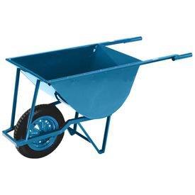 6032 carrinho de mao jerico cacamba reforcada 65 litros roda de ferro zatti