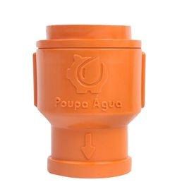 12786 2 valvula reguladora do fluxo de agua bloqueia ar pvc 3 4 poupaagua