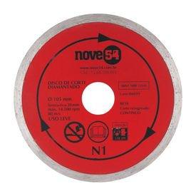 3148 disco de corte diamantado 105mm n1 nove54