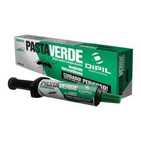 4654 inseticida pasta verde formicida 10 g dipil