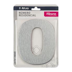 11778 numero residencial de aluminio com adesivo de fixacao n 0 primafer atlas