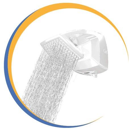 ducha futura eletrônica lorenzetti fácil instalação